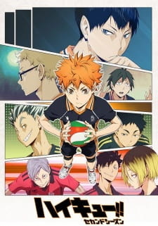 Волейбол!! 2 / Haikyuu!! Second Season