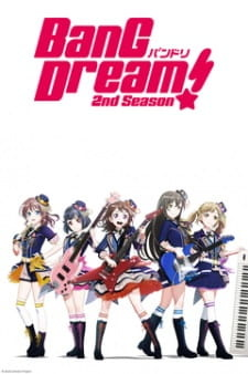 Ура мечте! 2 / BanG Dream! 2nd Season