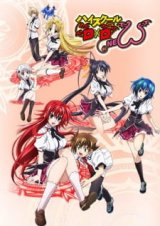 Старшая школа DxD New / High School DxD New